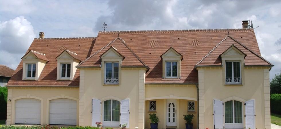BUSSY -VAL D'EUROPE Maison d'architecte 265 m2 hab.
