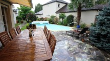 Magnifique pavillon de 144 m² avec jardin et piscine à BUSSY SAINT GEORGES
