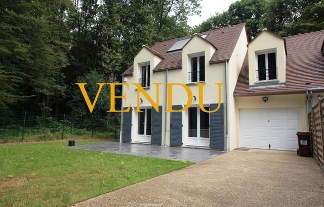 VENDU AIVB : Pavillon de 93 m² avec terrasse PROCHE BUSSY SAINT GEORGES