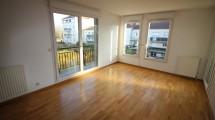 Appartement F3 de 64m² avec terrasse sur Bussy St Georges