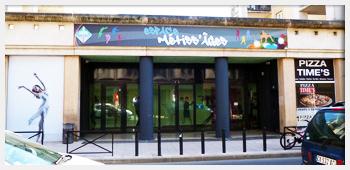 AIVB : le Centre Metiss'age dans le centre ville de Bussy Saint Georges