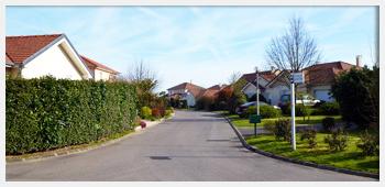 AIVB : un de quartiers de Bussy Saint Georges