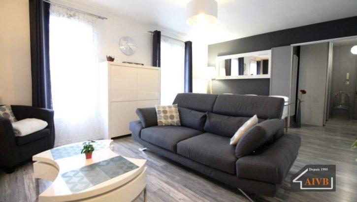 Appartement 3 pièces Bussy Saint Georges