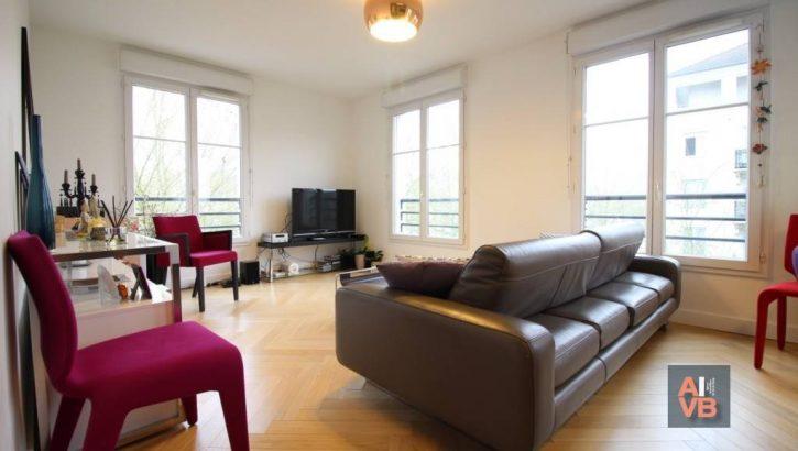 Appartement 3 pièces, Bussy Saint Georges